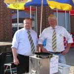 Infostand Salzhausen (Kirch- und Markttag)